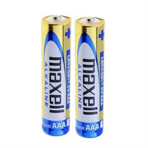Maxell Alkaline AAA Pack of 2 Battery